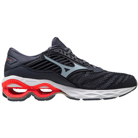 Mizuno Wave Creation 22 Shoes Men india ink/wan blue/ignition red